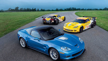 2012 Chevrolet Corvette ZR1 hits the Nürburgring [video]