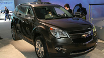 2010 Chevrolet Equinox gets 32mpg