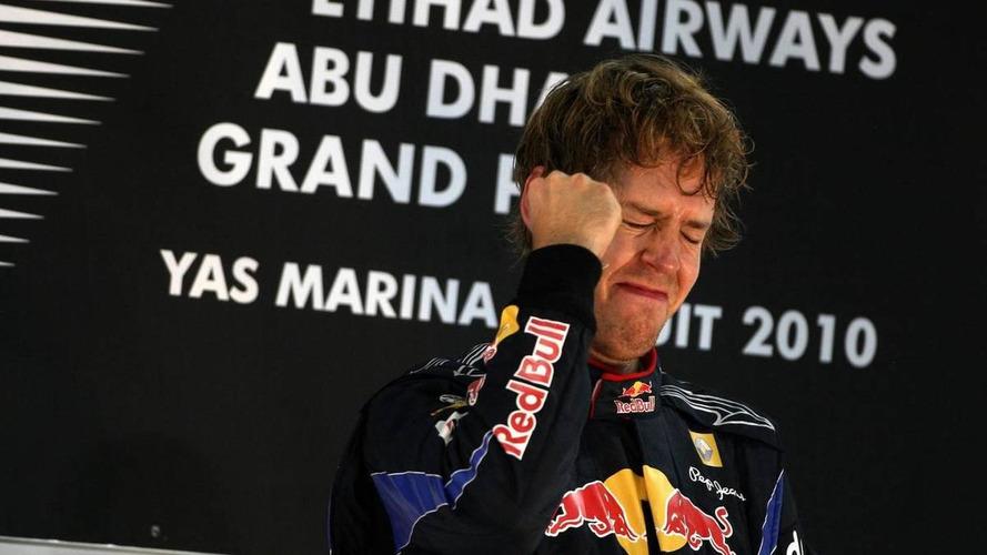 Vettel considered for Laureus award nomination