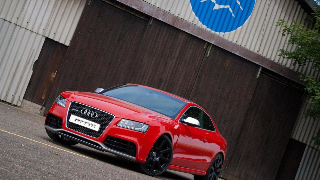 Audi RS5 by MTM 29.07.2010