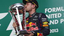 Sebastian Vettel wins record eighth race in a row [RESULTS]