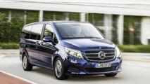 2014 Mercedes-Benz V-Class Edition 1 announced