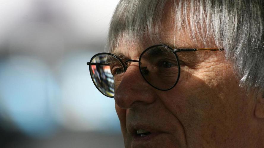 Engine makers must make F1 loud again - Ecclestone