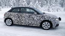 2014 Audi S1 spy photo