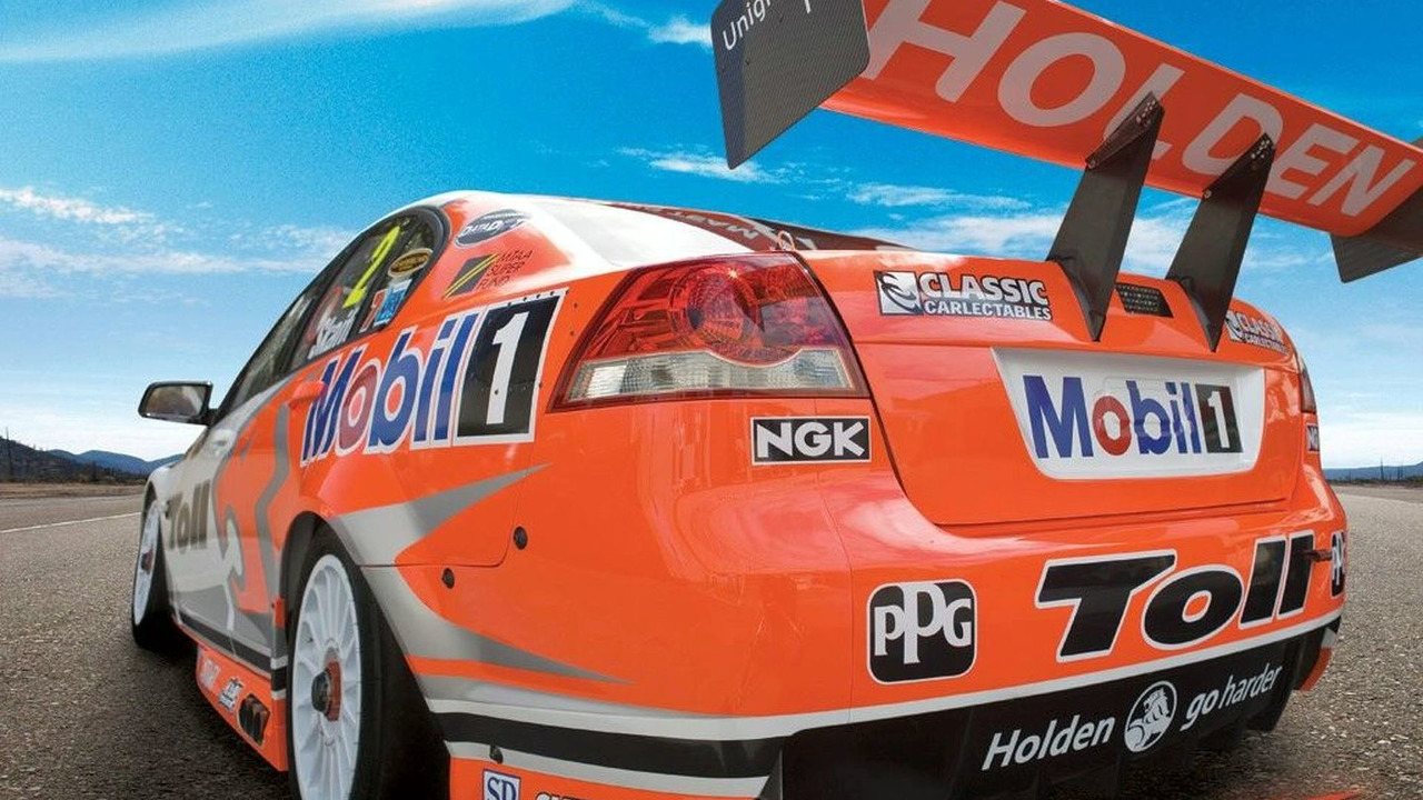 Holden Commodore V8 Supercar