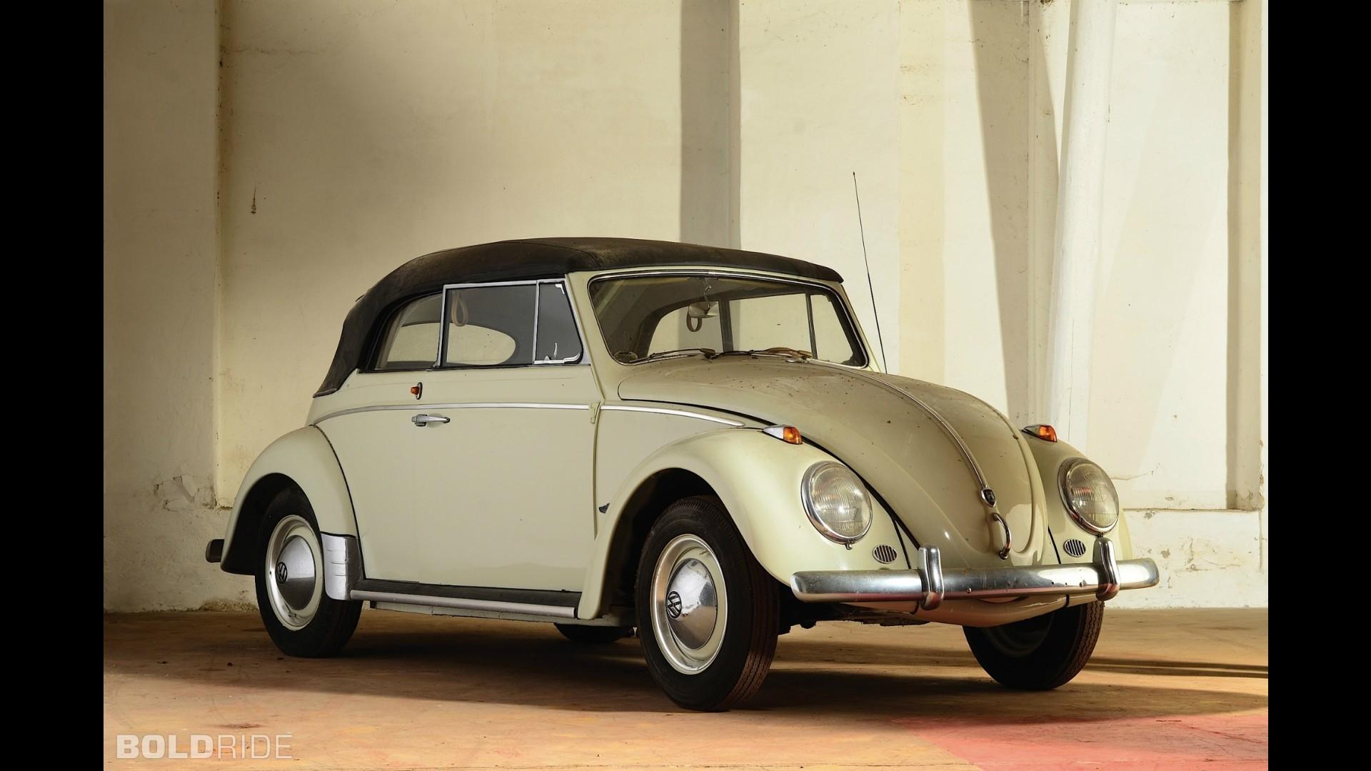 Volkswagen Type 1 Cabriolet