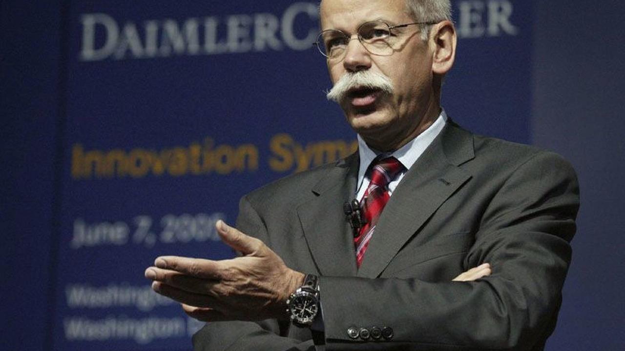 Speech by Dr. Dieter Zetsche