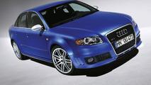 New Audi RS 4