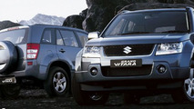 Suzuki Grand Vitara World Premiere at Frankfurt