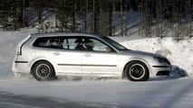 SPY PHOTOS: More Saab 9-3 Facelift