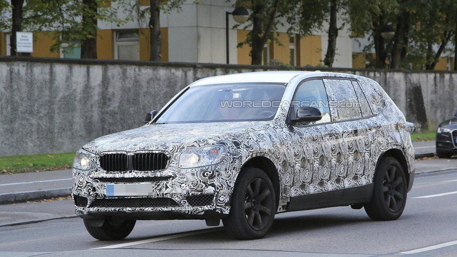 BMW X3 M reportedly in the works with 500 hp