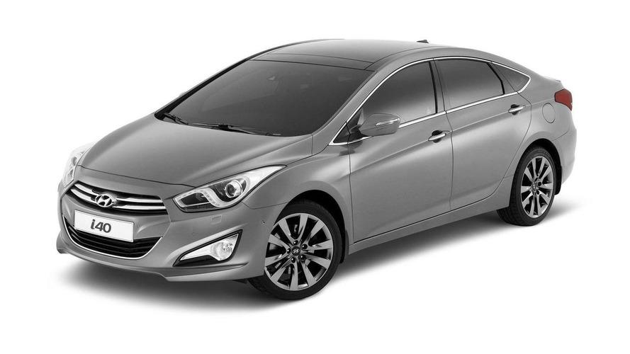 Hyundai consider high performance i40