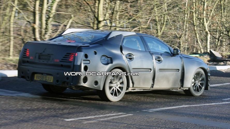Jaguar Preparing New XJ Sedan