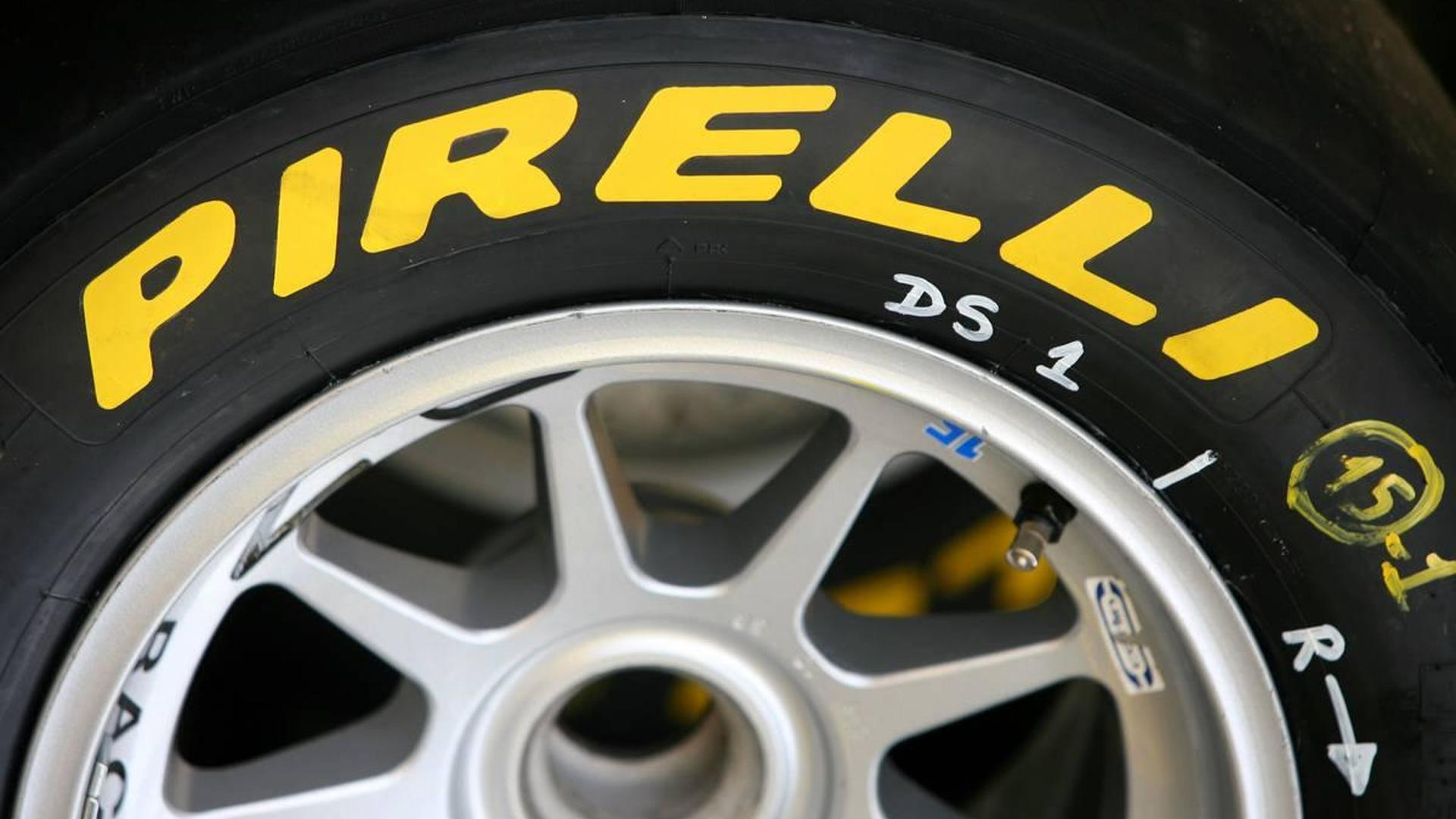 Pirelli tyres to be same for F1 and GP2 in 2011