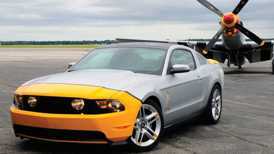 One-off Ford Mustang AV-X10 to be auctioned at EAA AirVenture Oshkosh