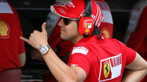 Massa denies needing glasses for F1 driving