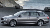 Skoda Superb Combi Unveiled in Frankfurt