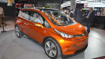 Chevrolet Bolt rumored to hit the assembly line late 2016
