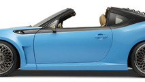 Scion reveals three concepts for 2014 SEMA, including targa FR-S