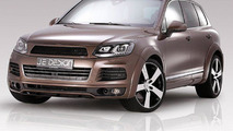 Wide-body kit for the VW Touareg by JE Design