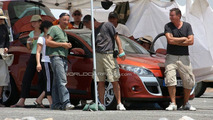 Renault Megane III Caught Fully Uncovered