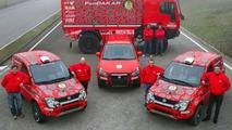 Factory Built Fiat Panda 4X4 Contest Dakar 2007