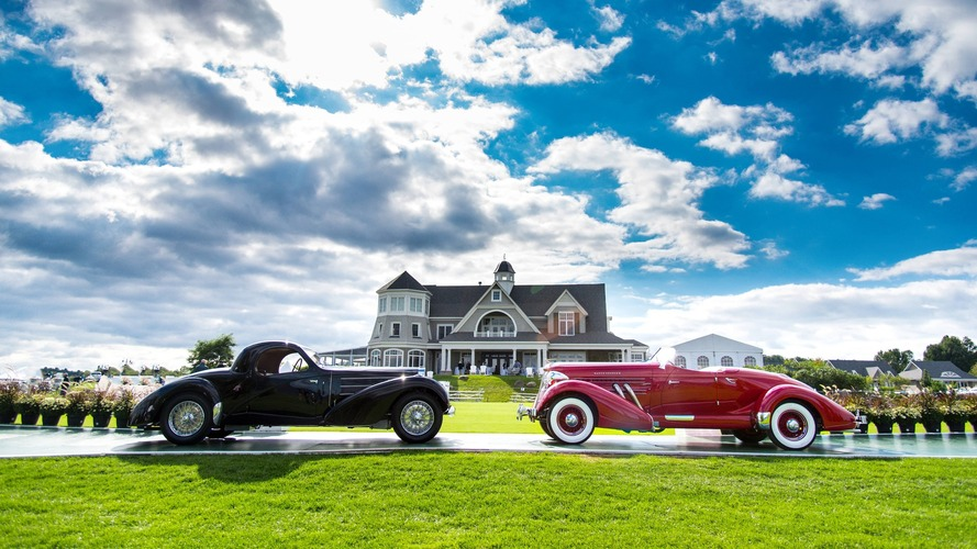 Cobble Beach Concours showcases collector cars from across Canada