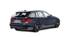 AC Schnitzer tunes the BMW 3-Series Touring