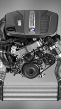 BMW 640d xDrive's 3,0 liter Diesel Inline Six-Cylinder Engine featuring BMW TwinPower Turbo Technology