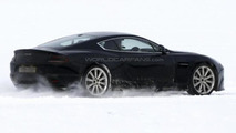 Aston Martin DB9 successor prototype spy photos