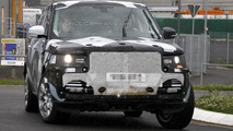 2013 Range Rover LWB spy photo 23.7.2012