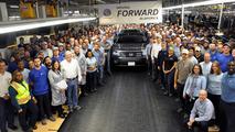 2018 VW Atlas production start