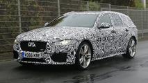 2018 Jaguar XF Sportbrake Spy Shots