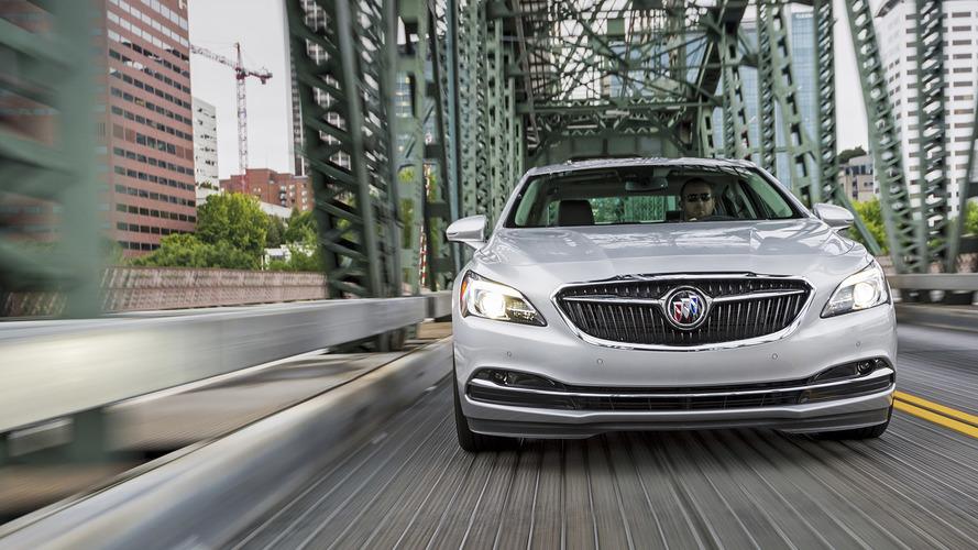 Burgess: Buick cracks Consumer Reports' reliability survey