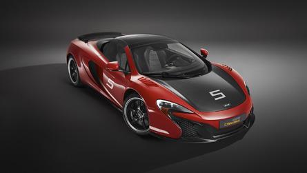 McLaren 12C, 650S, and 675LT get new look from MSO