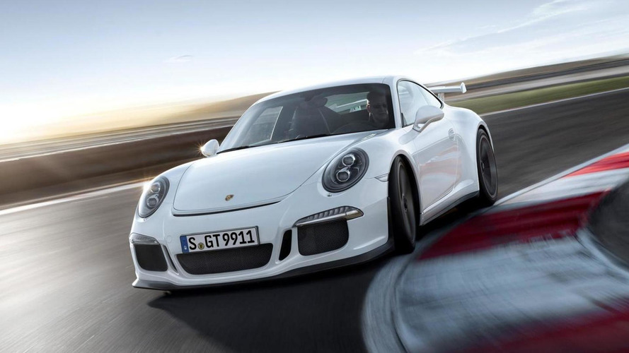 Chris Harris tests the 2014 Porsche 911 GT3 [video]