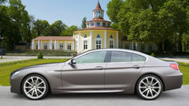 Hartge upgrades the BMW 6-Series GranCoupe