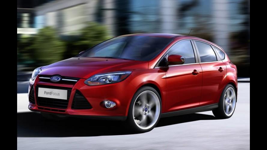 Lucro da Ford supera US$ 2 bilhões no 1º trimestre de 2010