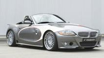 New HAMANN Front Skirt for BMW Z4 Roadster