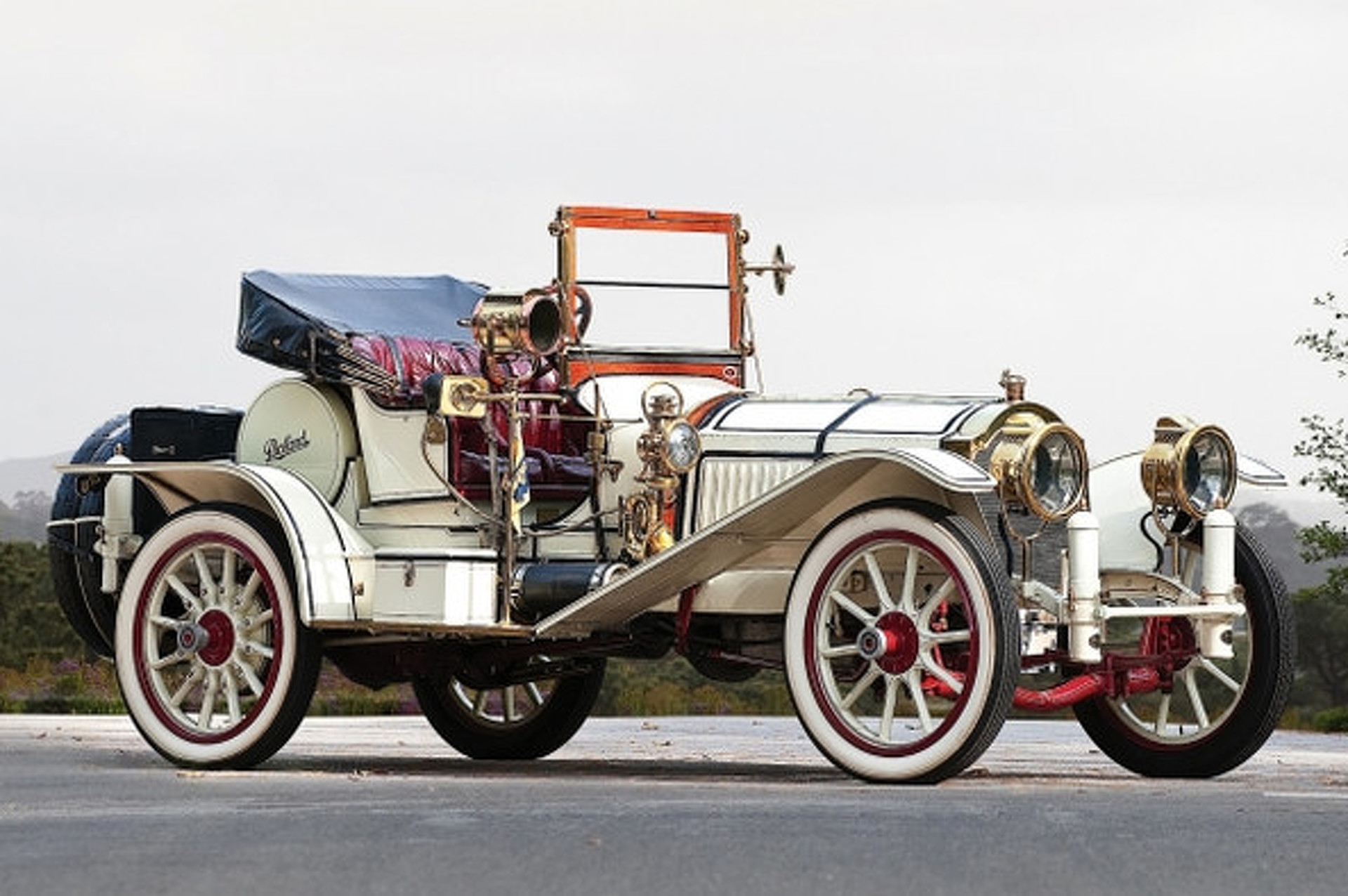 Know Your Niche: The Brass Era of Automobiles