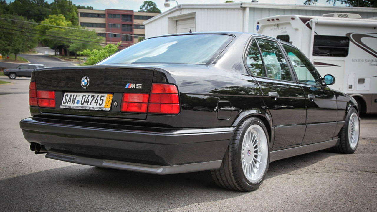 1991 bmw e34 m5 euro spec for sale on ebay photo gallery. Black Bedroom Furniture Sets. Home Design Ideas