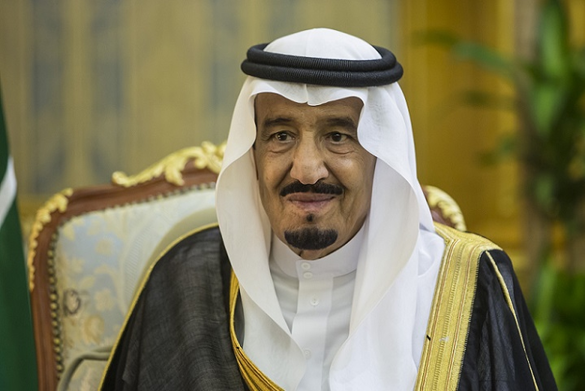 Saudi King Salman Balls Harder Than Any Baller Out There