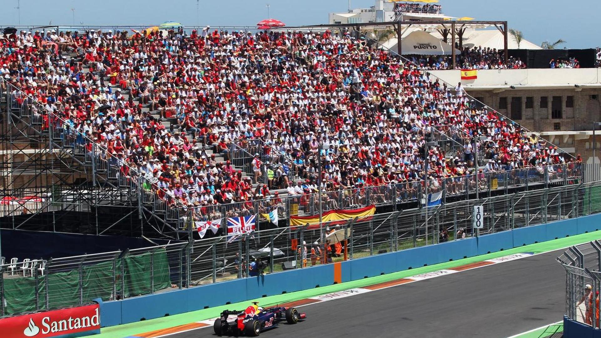 Revamped Valencia could return to F1 calendar