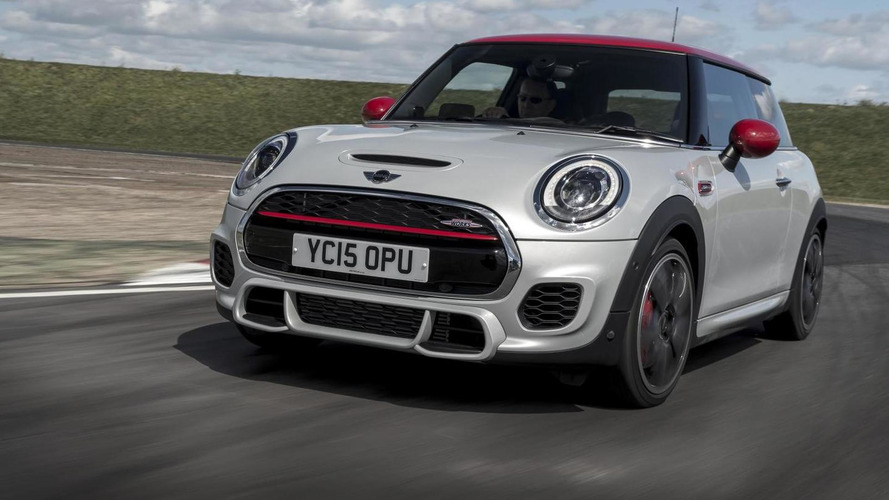 MINI John Cooper Works new mega gallery released, UK pricing announced