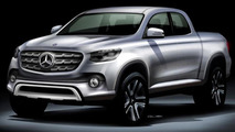Mercedes announces a pickup truck is coming before the end of the decade