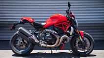 First Ride: 2016 Ducati Monster 1200 R