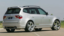 BMW X3 3.0d CLR X from LUMMA