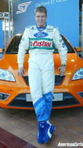 Ford Focus ST Approved by Ford Rally Drivers