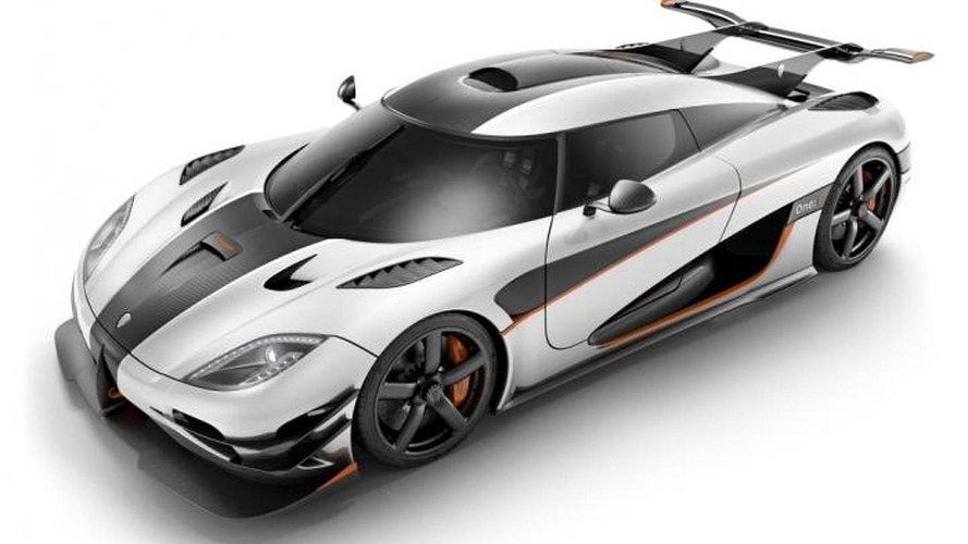 Koenigsegg looking to set new Nürburgring records in the Agera R & One:1