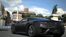 Acura finally launches the NSX... in Gran Turismo 6